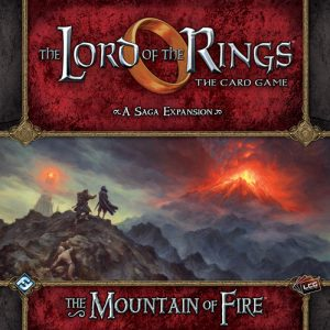 Lord of the Rings: The Mountain of Fire Saga Expansion