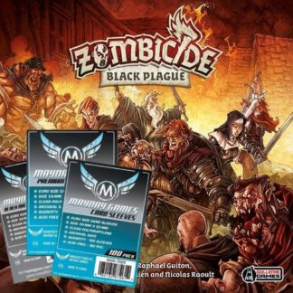 Zombicide Black Plaque
