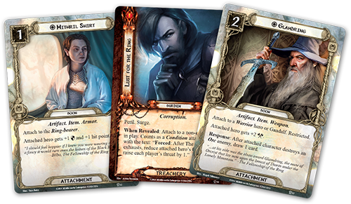 The Road Darkens Lord of the Rings LCG