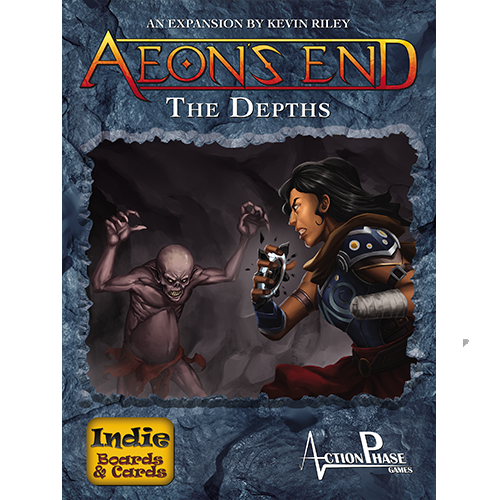 Aeons End: The Depths 2nd Edition