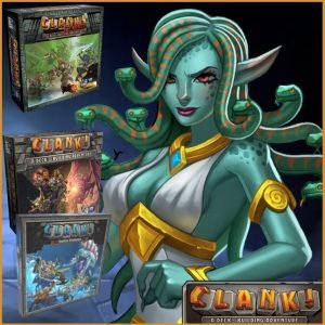 Clank! Complete Collection Bundle
