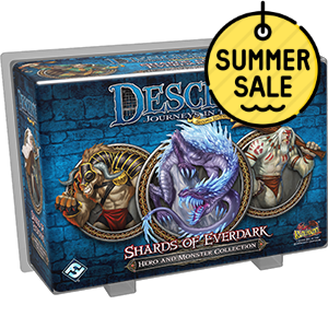 Descent 2nd Edition Hero and Monster Collection – Shards of Everdark