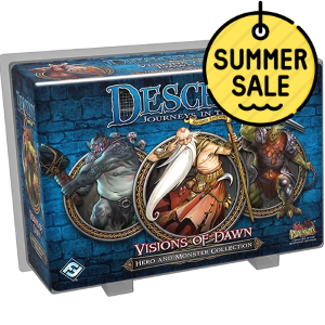Descent 2nd Edition: Hero and Monster Collection – Visions of Dawn