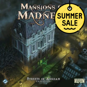 Mansions of Madness 2nd Edition Streets of Arkham