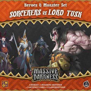 Massive Darkness Heroes & Monster set