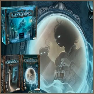 Mysterium + Hidden Signs + Secrets and Lies