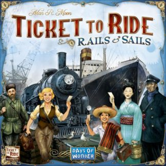 Ticket to Ride: Rails & Sails (NL)