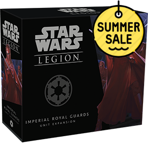 Star Wars Legion Royal Guards