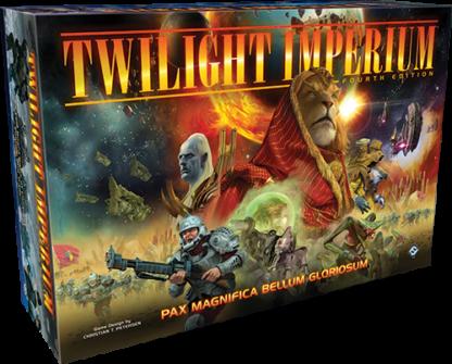 Twilight Imperium (4th Edition)
