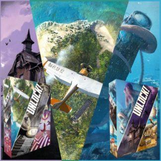 Unlock + Unlock: Mystery Adventures Bundle