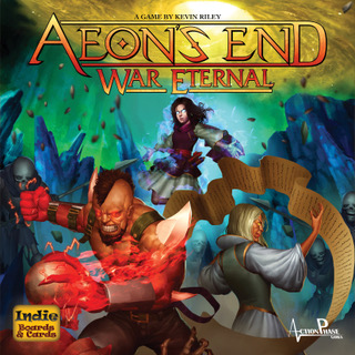 Aeons End (2nd Ed.) + Aeons End: War Eternal Bundle