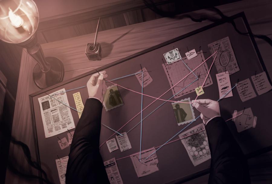 Mysterium Secrets & Lies