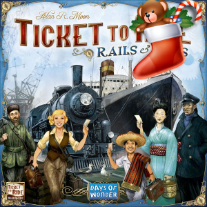 ticket to ride rails