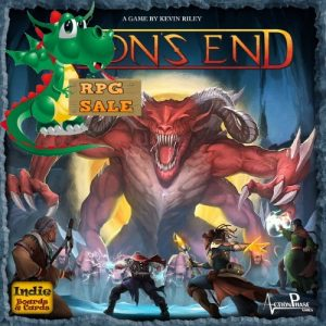 Aeons end RPGSALE