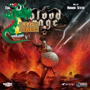Blood RAGE RPG SALE