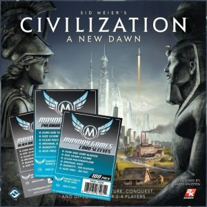 Civilization sleeve pack