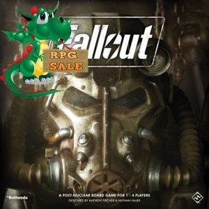 Fallout RPG SALE