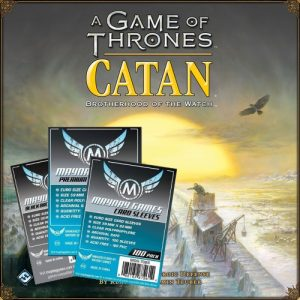 Game of thrones Catan sleeve pack
