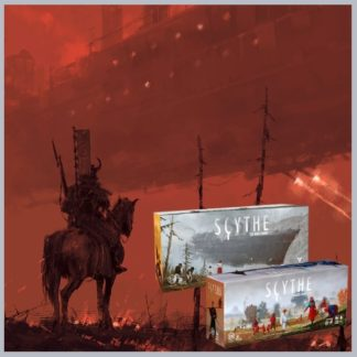 Scythe Expansions Bundle (The Wind Gambit + Invaders from Afar)