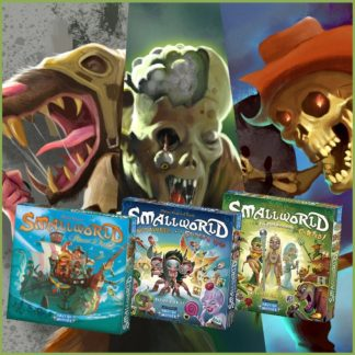 Small World Expansions Bundle III