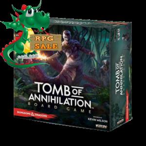 Tomb of Annihilation RPG SALE