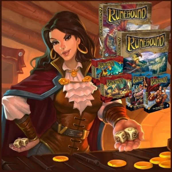 Runebound Complete Collection Bundle