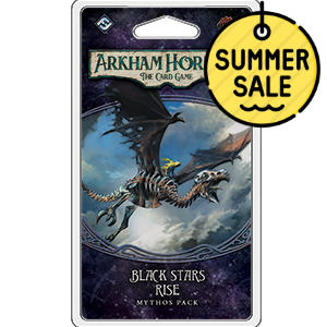 Arkham Horror: The Card Game – Black Stars Rise Mythos Pack