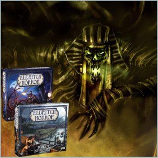 Eldritch Horror + Masks of Nyarlathotep Bundle