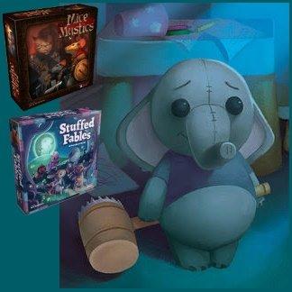 Stuffed Fables + Mice & Mystics Bundle
