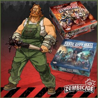 Zombicide + Toxic City Mall Bundle