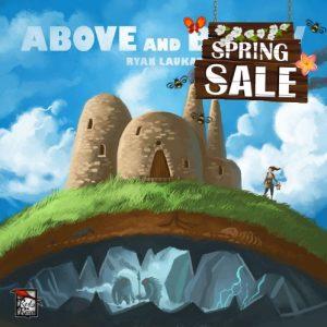 Above and Below Spring Sale - kopie - kopie