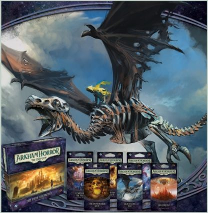The Path to Carcosa Complete Campaign Bundle