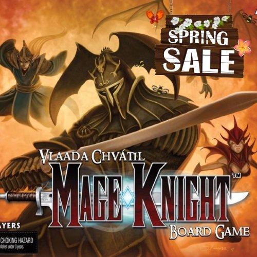 Mage Knight board game De Spelvogel - kopie