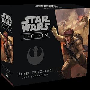 Rebel Troopers Unit Expansion