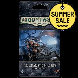 Arkham Horror LCG The Labyrinths of Lunacy