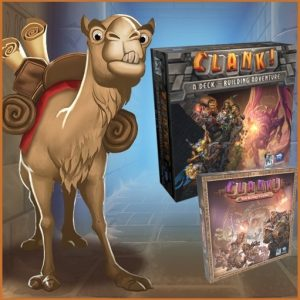Clank Mummy's Curse Bundle