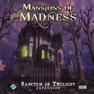 Mansions of Madness (2nd Edition): Sanctum of Twilight