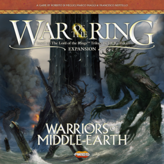 Warriors of Middle Earth Expansion