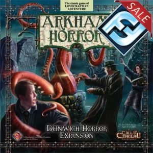 Arkham horror dunwich expansion