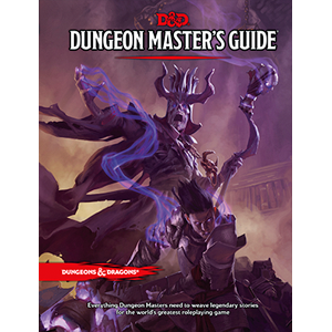 D&D 5.0 Dungeon Master's Guide