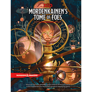 Mordekainen's Tome of Foes