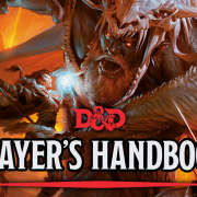 D&D 5.0 Players Handbook