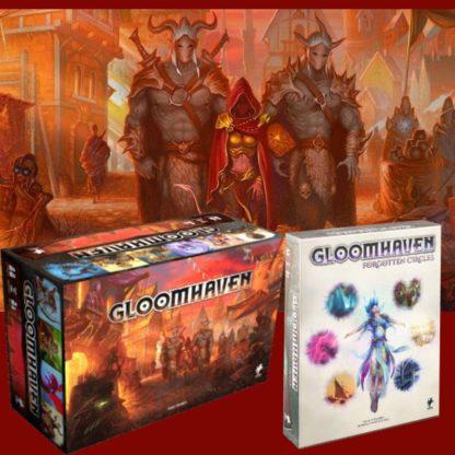Gloomhaven + Forgotten Circles Bundle