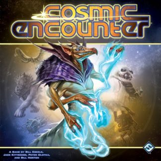 Cosmic Encounter Revised