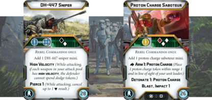Star Wars Legion: Rebel Commandos