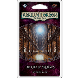 iArkham Horror: The Card Game – The City of Archives