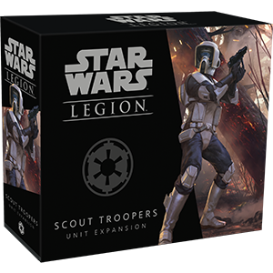 Legion: Scout Troopers