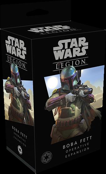 Star Wars Legion: Boba Fett Expansion