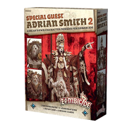 Zombicide Green Horde Special Guest Box: Adrian Smith 2