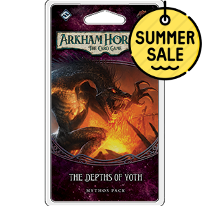 Arkham Horror The Card Game – The Depths of Yoth Mythos Pack